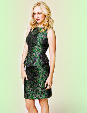 Candice Accola - The Vampire Diaries Season 5 promotional shoot