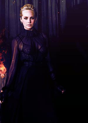 Candice Accola - The Vampire Diaries Season 5 promotional shoot