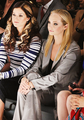 Candice Accola at Mercedes-Benz Fashion Week (11th September)  - candice-accola photo