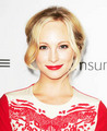 Candice Accola at the The Hollywood Reporter's Emmy Party  - candice-accola photo