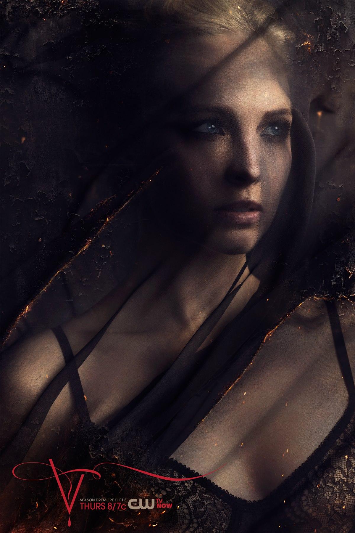 Caroline Forbes The Vampire Diaries- Season 5