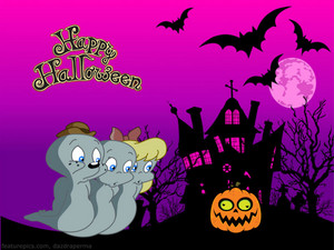 Casper, Spooky, and Poil
