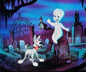 Casper and his Dog