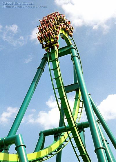 Homepage Loop: Rollercoasters Photo (35694857)