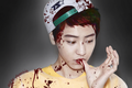 Chanyeol covered in blood - chanyeol fan art