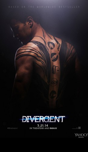 Divergent wallpaper probably with anime called Character Poster Four