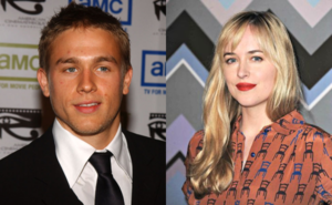 Charlie&Dakota as Christian&Ana