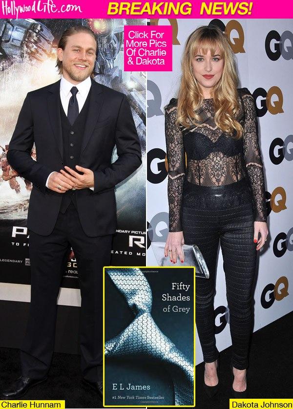 Charlie Hunnam&Dakota Johnson - Jamie Dornan&Dakota ...