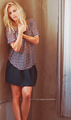 Claire Holt → ARITZIA Magazine - claire-holt photo