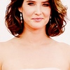 Cobie at the Emmys :)