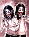 Collab Jeff The Killer - jeff-the-killer-and-eyeless-jack photo