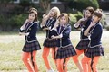 Crayon Pop filming Dancing Queen 2.0 MV - crayon-pop photo