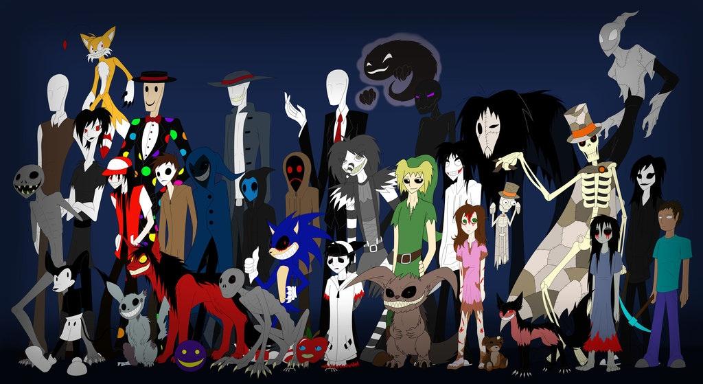CreepyPasta - creepypasta Photo (35630876) - Fanpop