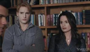 Cullen family & Jacob