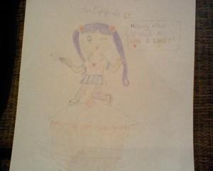 Cupquake's ハロウィン Costume