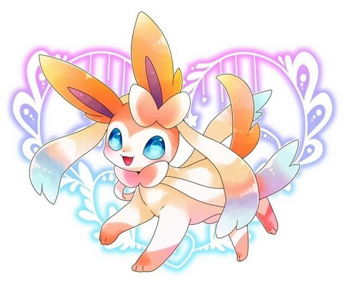 Pokemon X and Y images Cute Sylveon! wallpaper and