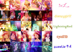 DP Characters 20 in 20 Иконка Contest Round 5: Category set - Artist's choice