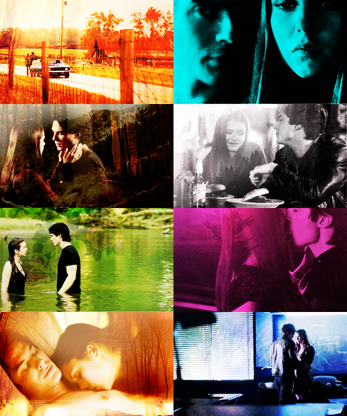 does elena and damon start dating Elena gilbert is one of the main characters in the cw television series, the vampire diaries elena was born to isobel flemming-saltzman and john gilbert.