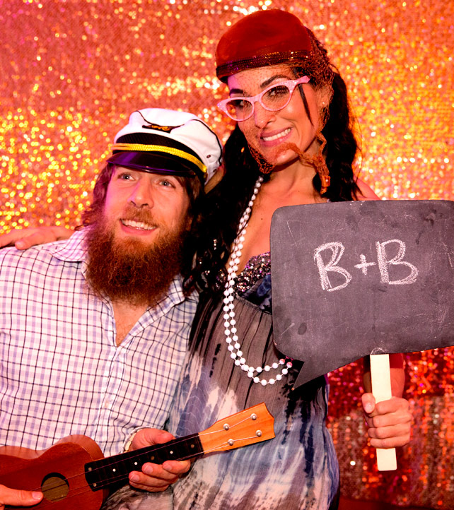 Wwe couples images daniel bryan and brie bella hd wallpaper and