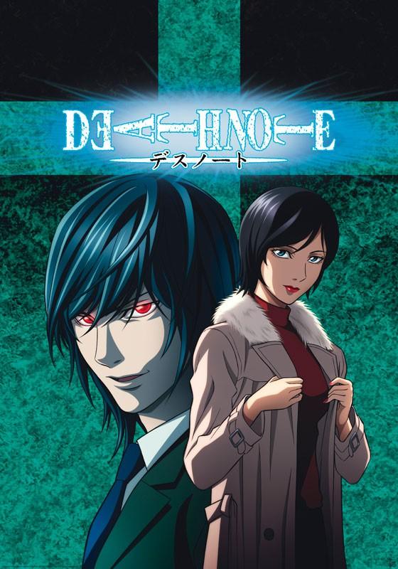 Death Note: Mikami and Takada
