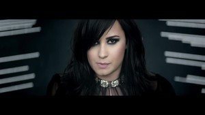 Demi Lovato - دل Attack {Music Video}