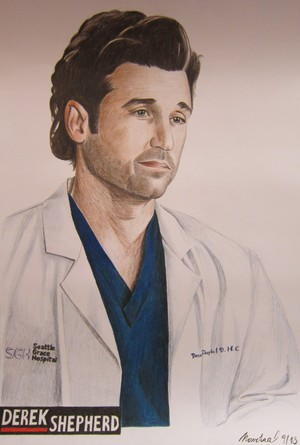 Derek Shepherd, Grey´s anatomy