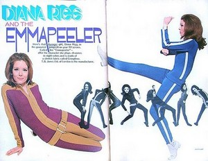 Diana Rigg - Emma Peel