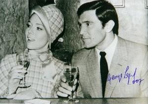 Diana Rigg & George Lazenby