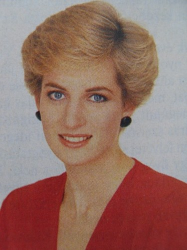 Prinzessin Diana Hintergrund containing a portrait titled Diana