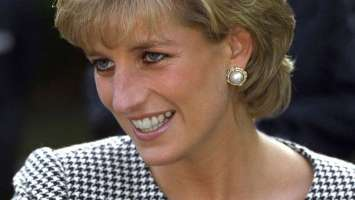 Prinzessin Diana Hintergrund containing a portrait called Diana