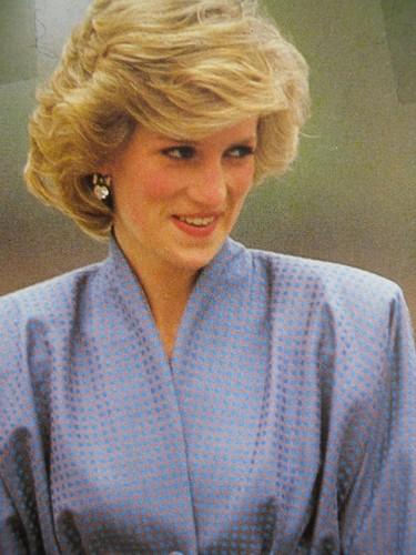 Prinzessin Diana Hintergrund titled Diana