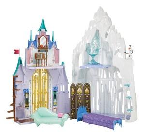 Disney Frozen 2-in-1 castello Playset