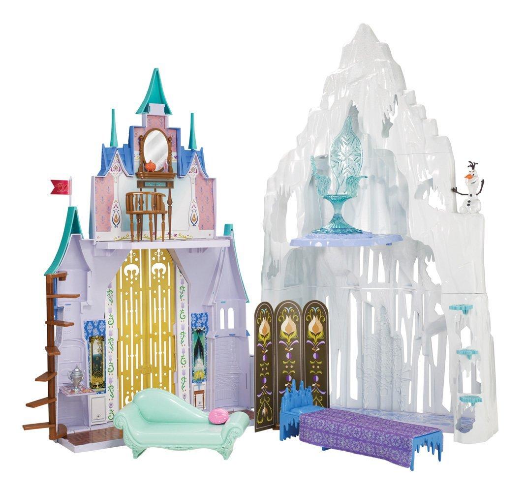 ディズニー アナと雪の女王 2-in-1 城 Playset