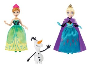 Disney Frozen Merchandises