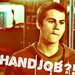 Dylan O'Brien as Jimmy in High Road