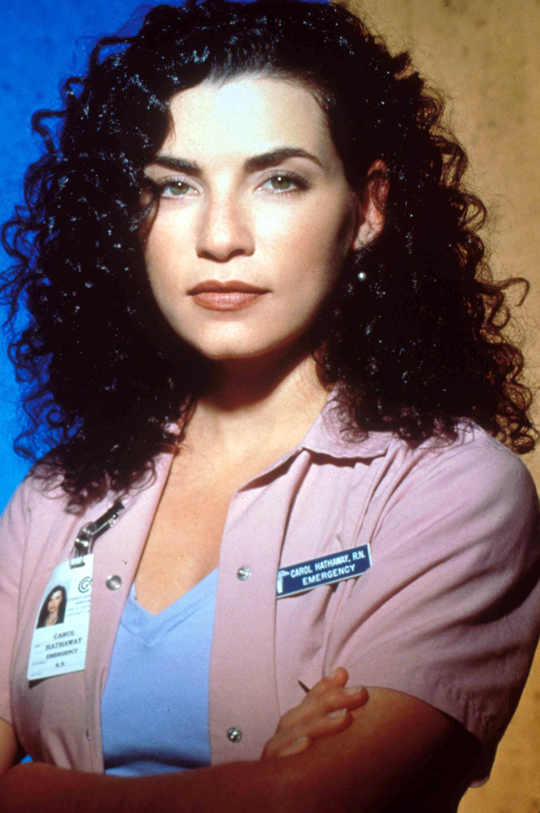 Julianna Margulies er