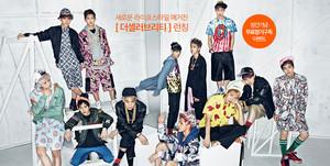 EXO (The Celebrity Magazine)