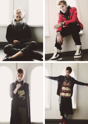 EXO for So cool