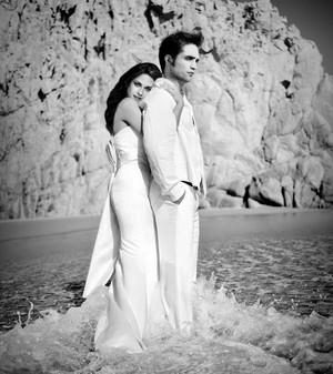 Edward&Bella's honeymoon