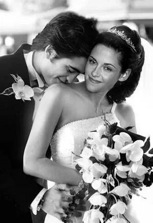 Edward & Bella's wedding