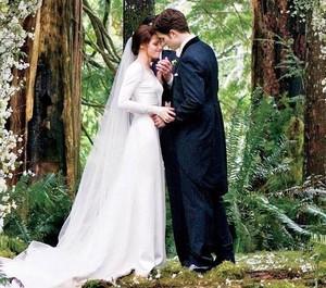 Edward & Bella' wedding