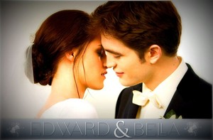 Edward & Bella' wedding