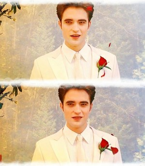Edward the handsome groom<3