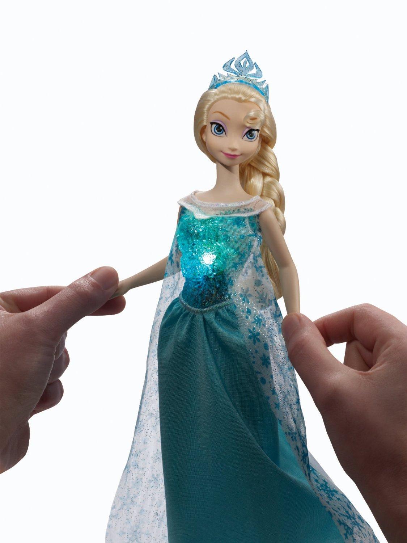 Elsa Doll Frozen Photo 35678889 Fanpop