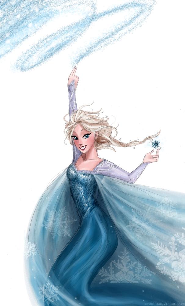 Elsa - Frozen Fan Art ...