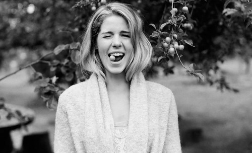 Emily Bett Rickards wallpaper called Emily