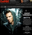 Empire Magazine - 100 Sexiest Actors - #1 - benedict-cumberbatch photo
