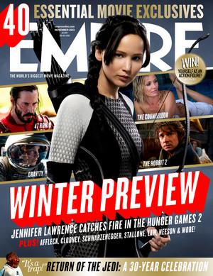 Empire Magazine - Winter منظر پیش Issue