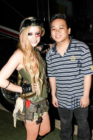 Avril and Ken (fan)