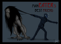 Eyeless Jack and Annoying pet, SeedEater - jeff-the-killer-and-eyeless-jack photo